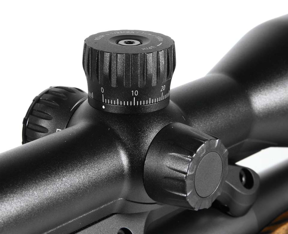 Zeiss conquest v rifle scope review youtube