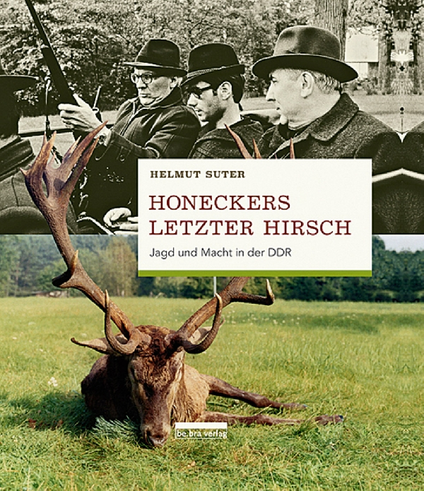 cover honecker hirsch id75666