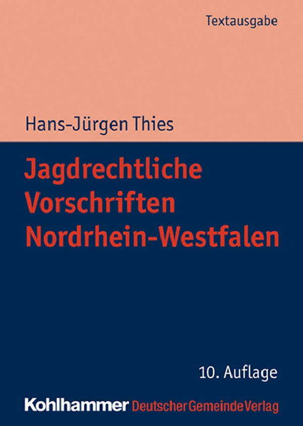bücher thies jagrecht cover id135794